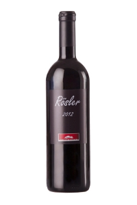 Rösler 2012 trocken 0,75 Liter Flasche